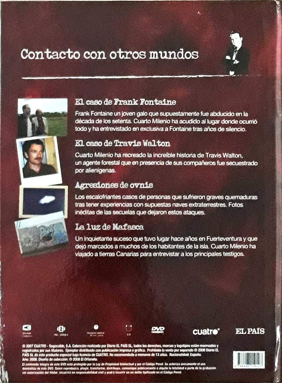 Cuarto Milenio Vol 20 Contacto Con Otros Mundos: Amazon.es: Cine y ...