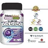 SUPER COLÁGENO – Exclusivo Colágeno Hidrolizado + Bambú + Magnesio + Calcio + Vitaminas C y