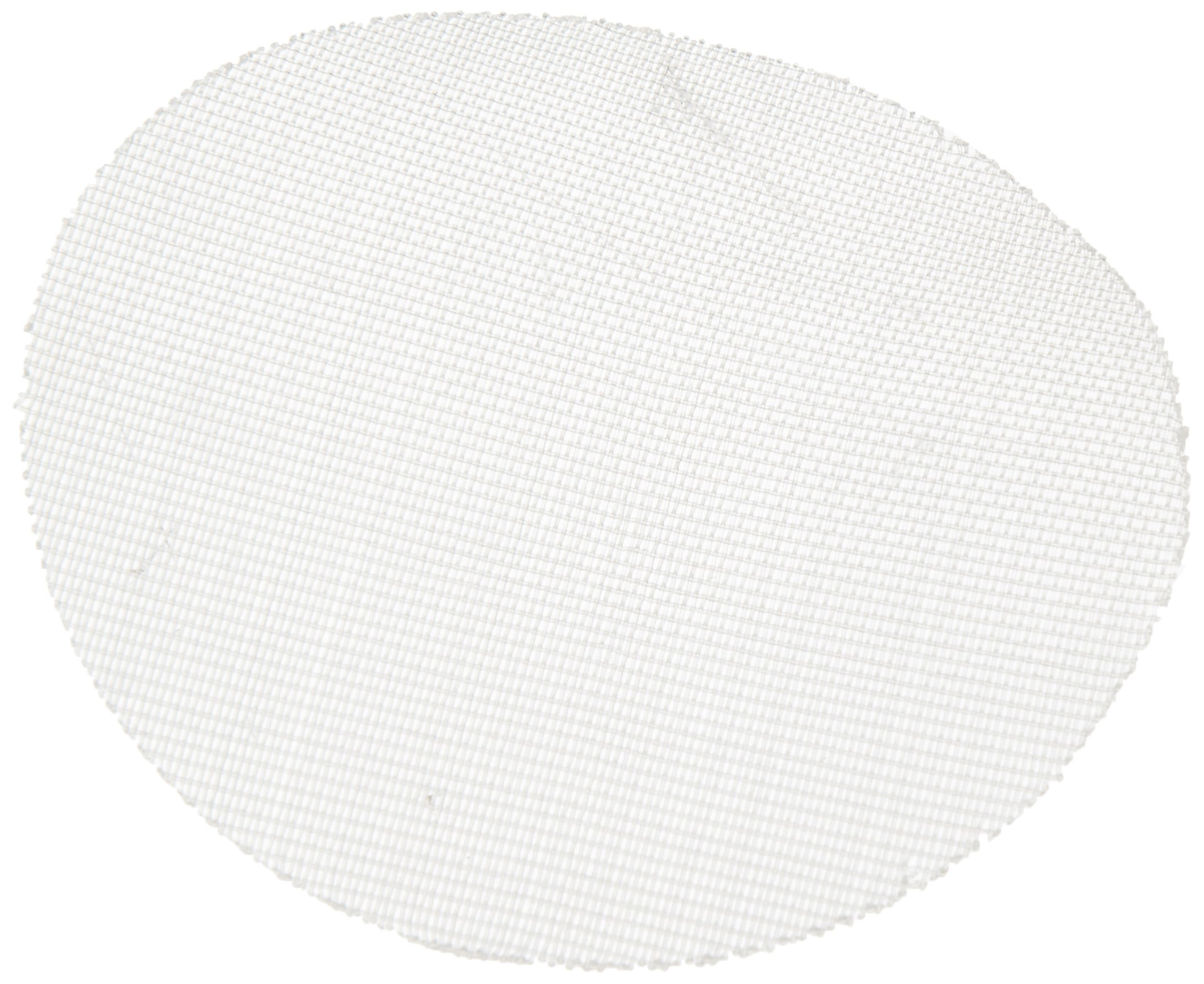 Kartell 1211Z75PK 242845-070 HDPE Buchner Funnel Mesh Pre Filter Disc Holder, 70 mm OD (Pack of 10)