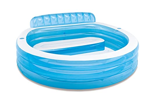 Piscina hinchable intex