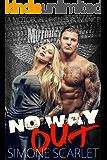No Way Out: An Alpha Bad-Boy, MC Club Romance