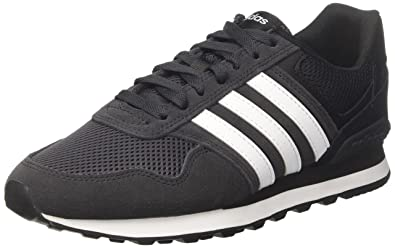 adidas Men's 10k Trainers: Amazon.co.uk: Shoes & Bags