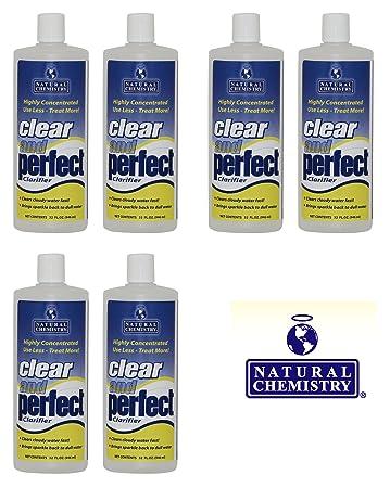 Amazon.com: Natural Química 03500 Clear & Perfect 32oz ...