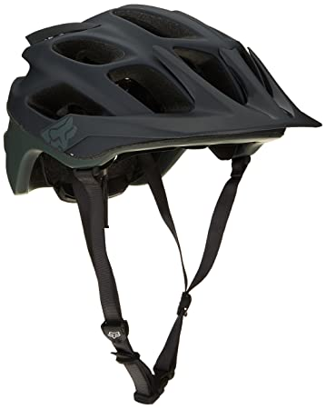Fox Head Adult Flux MTB Racing Bike Helmet (Creo Dark Green, XS/S