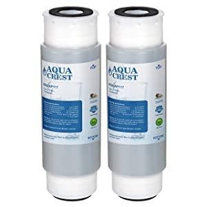 AQUACREST AP117 Whole House Water Filter, Compatible with 3M Aqua-Pure AP117, Whirlpool WHKF-GAC (Pack of 2)