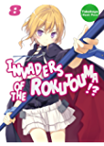 Invaders of the Rokujouma!?: Volume 8