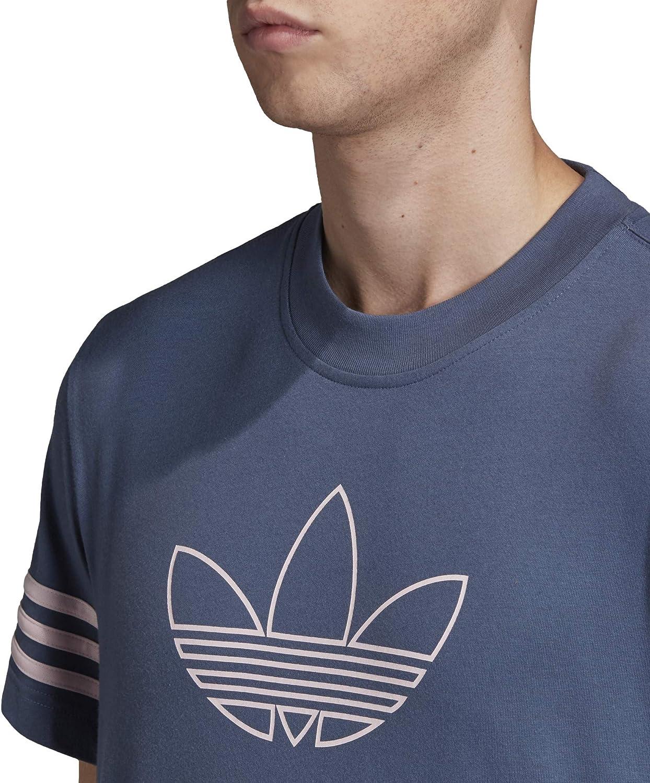 adidas Outline Tee Maglietta Uomo