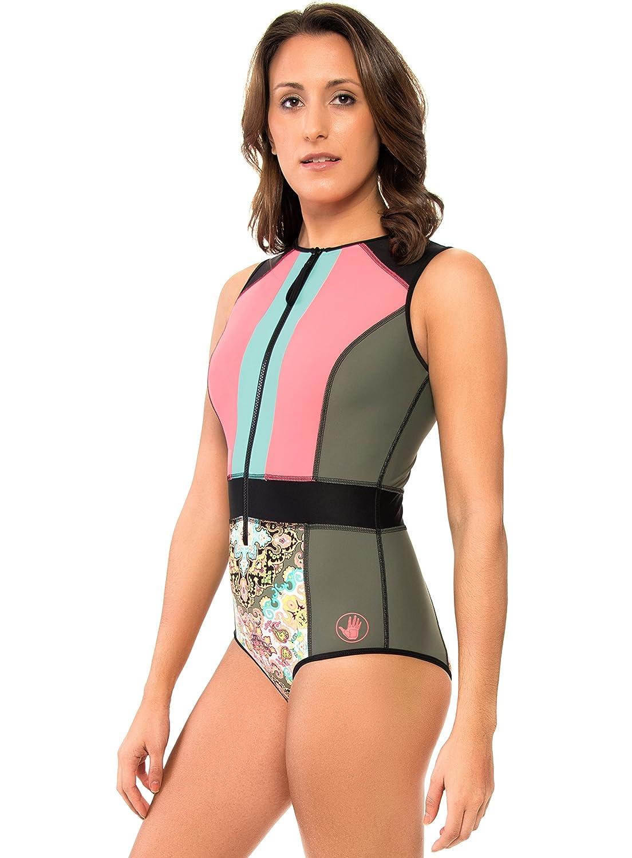 Body Gluve Damen Rise Up Up Up Pompei Surf Anzug B077K94D4J Badeanzüge Verbraucher zuerst d44312