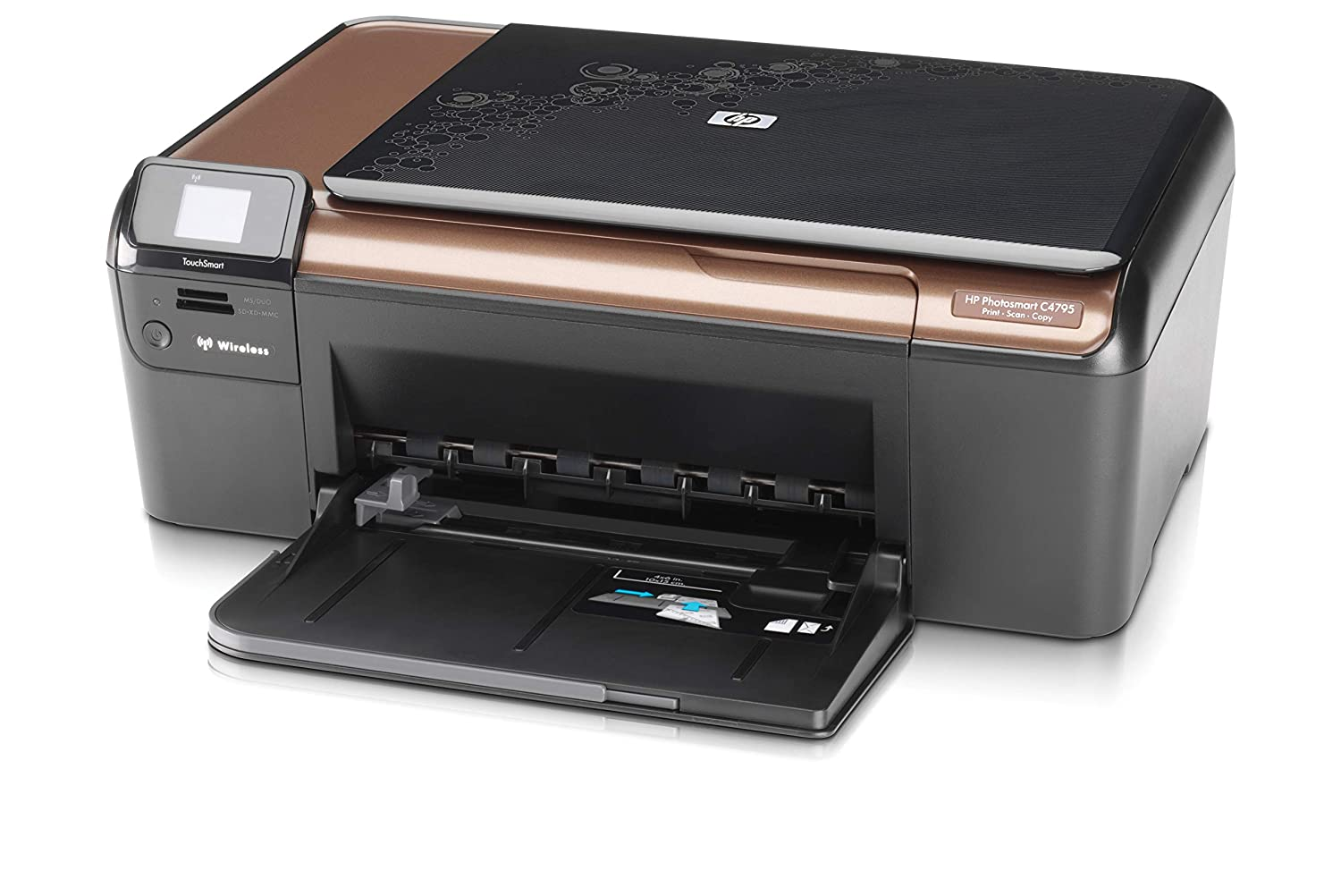 HP PHOTOSMART C4795 WIRELESS PRINTER DRIVER DOWNLOAD FREE