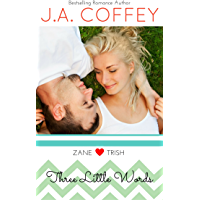 Three Little Words: A Sweet, New Adult Romance (Love by the Numbers Book 3) book cover