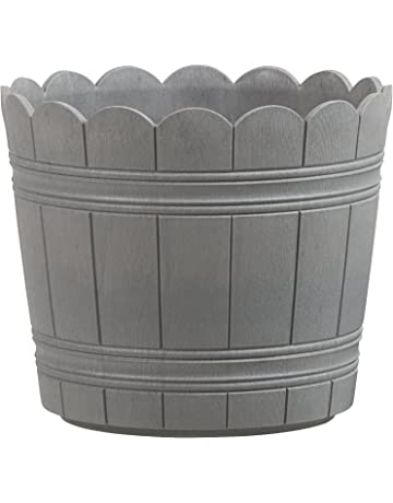 Emsa Country - Jardinera/Plantadora, resistente alos rayos UV, resistente a heladas