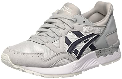 Asics Gel-Lyte V, Chaussures Mixte Adulte, Grigio (Light Grey/India Ink), 46.5 EU