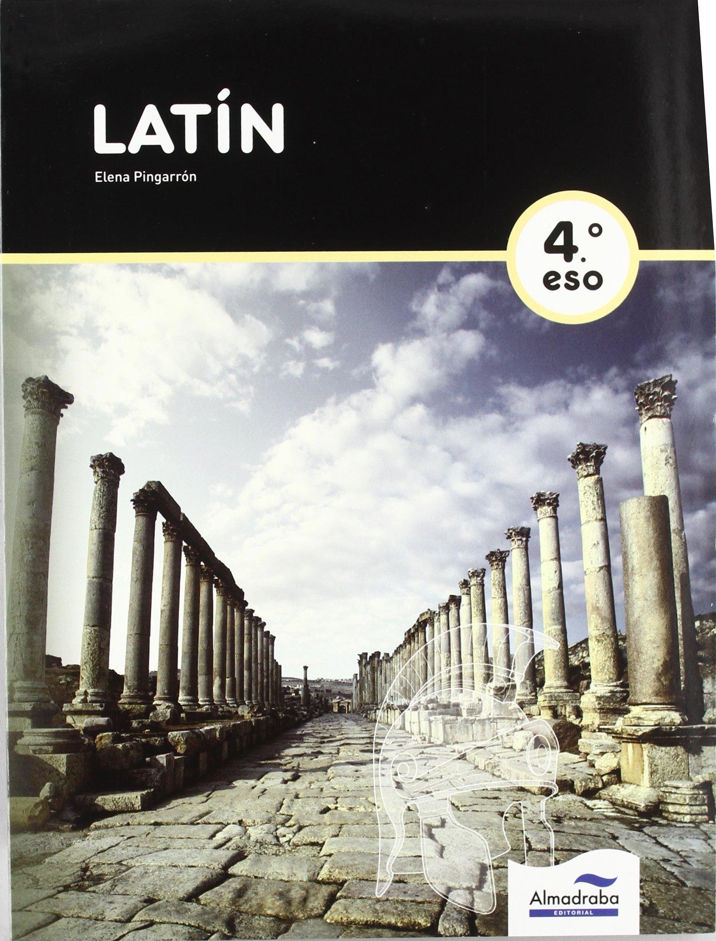 Latín. 4º ESO - 9788483086902: Amazon.es: Pingarrón Seco, Elena: Libros