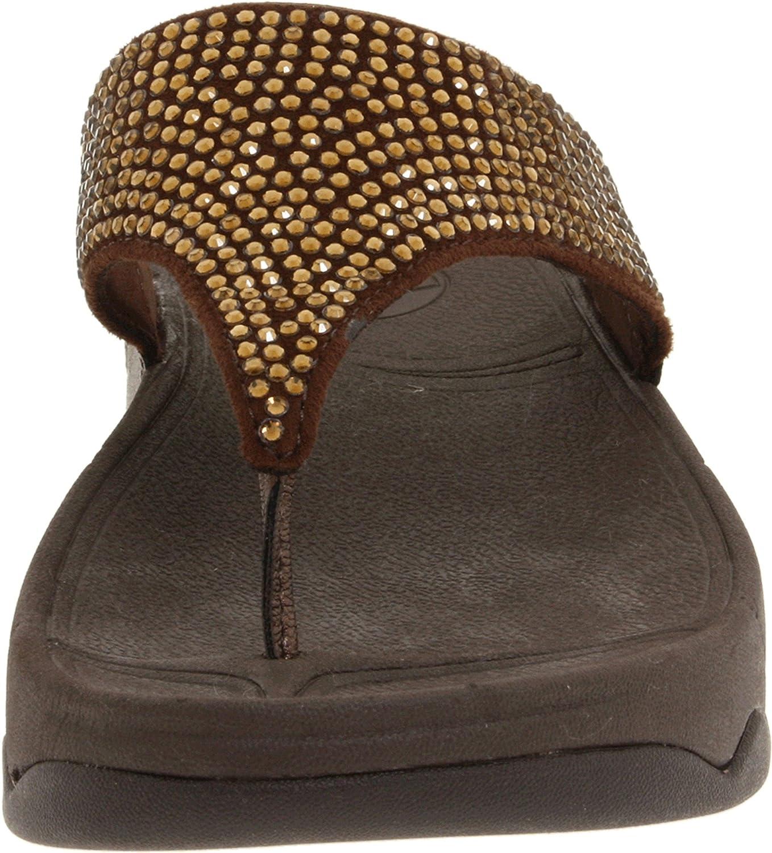 2b6c4f16f440 Fitflop Rokkit - Women s Flip Flops gold Size  5.5-6  Amazon.co.uk  Shoes    Bags