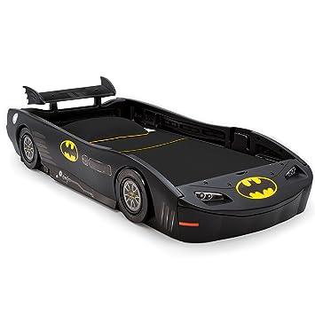 amazon com dc comics batman batmobile car twin bed by delta