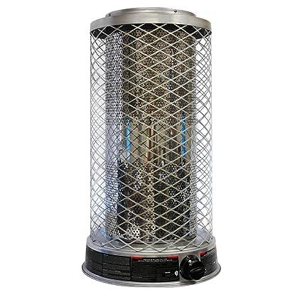 Propane Radiant Heater >> Amazon Com Dyna Glo Ra125lpdgd 50000 To 125000 Liquid Propane