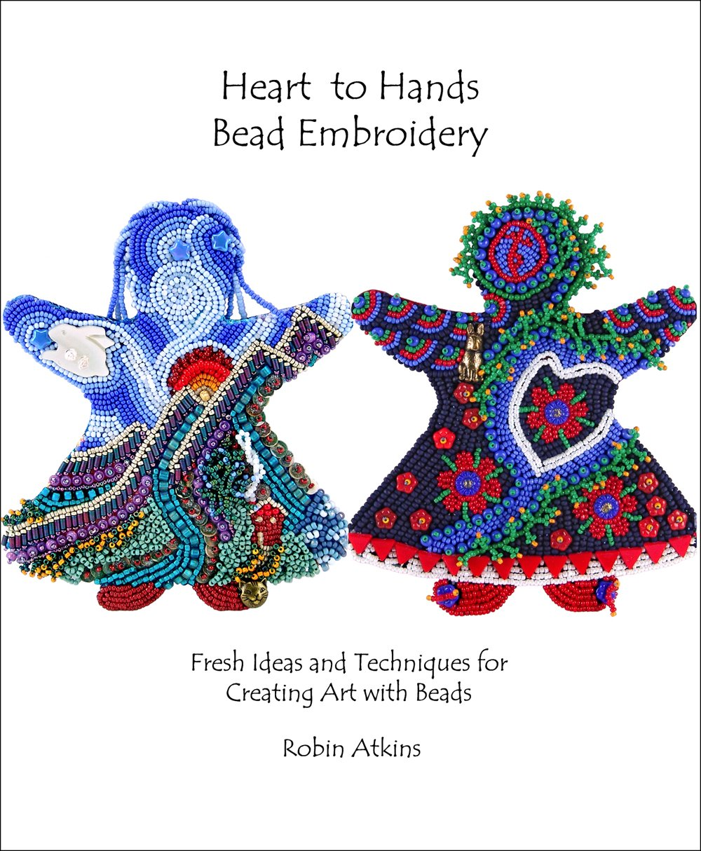 Download Heart to Hands Bead Embroidery ebook