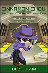 Cinnamon Chou: The Case of the Recreational Thief Kindle Edition