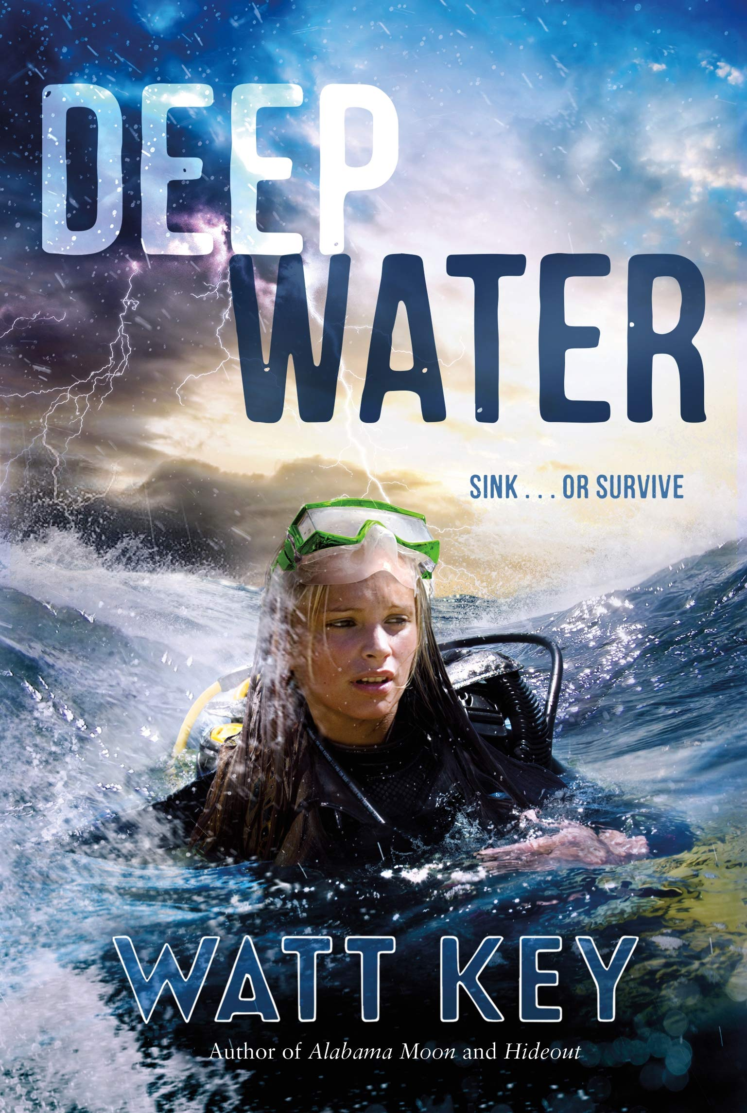 Deep Water: Key, Watt: 9780374306540: Amazon.com: Books