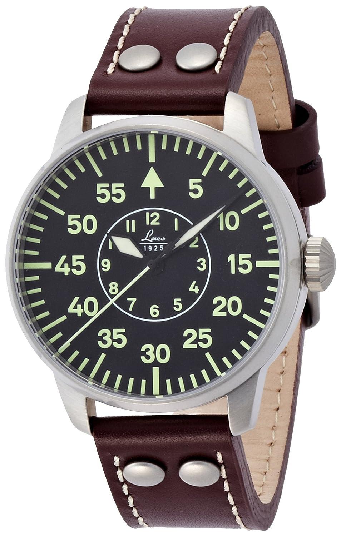 [ラコ]LACO 腕時計 パイロット 自動 巻き 5気圧 防水 メンズ 861690 アーヘン メンズ 【正規輸入品】 B00KAVT7E4