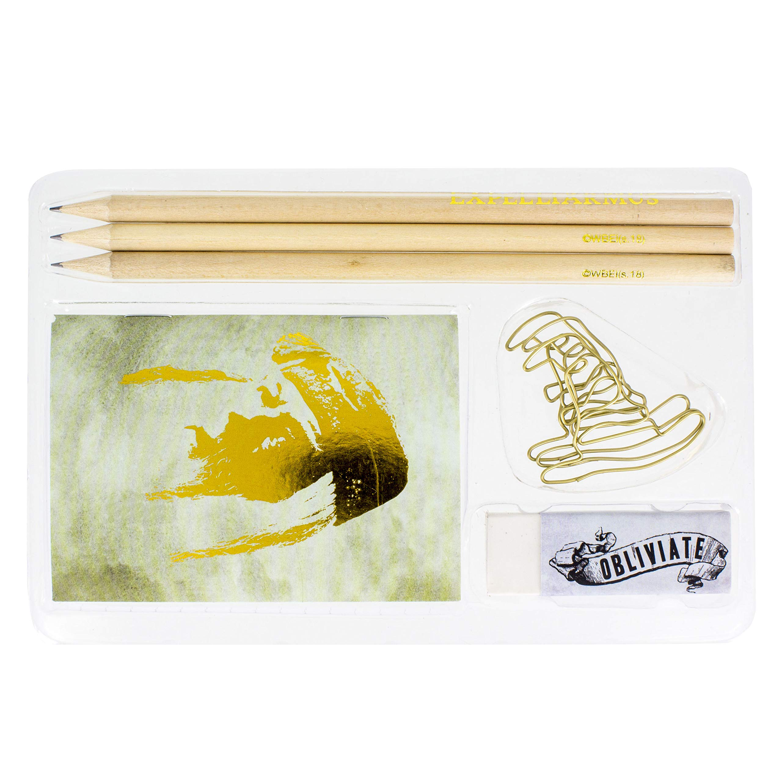 Hogwarts Stationery Set-School and Office Supplies - Harry Potter Officially Licensed Product