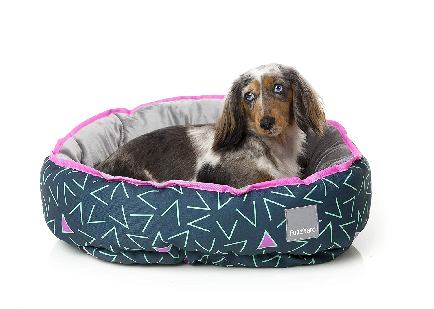 FuzzYard Voltage Reversible Dog Bed Small