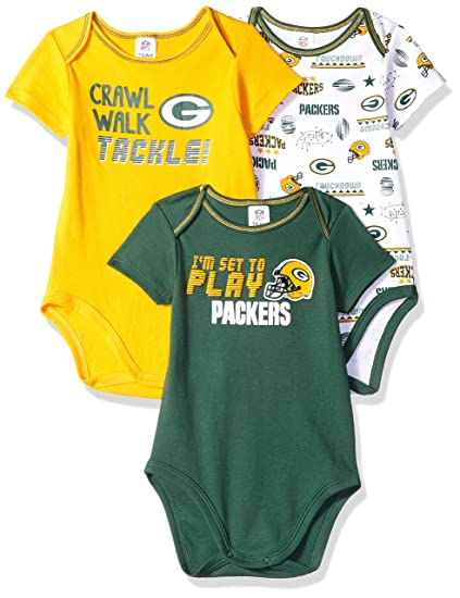 Image Unavailable. Image not available for. Color  NFL Green Bay Packers  Unisex-Baby ... fb74b068a