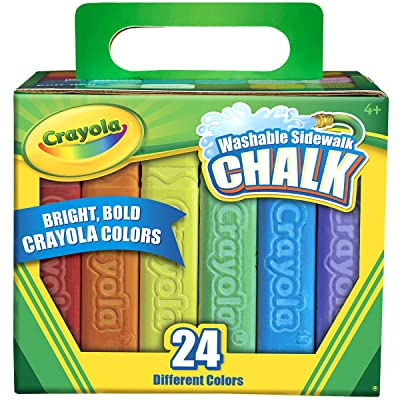 Cray24CT Sidewalk Chalk: Arts, Crafts & Sewing