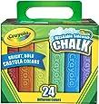 CRAYOLA cray24ct Sidewalk Chalk