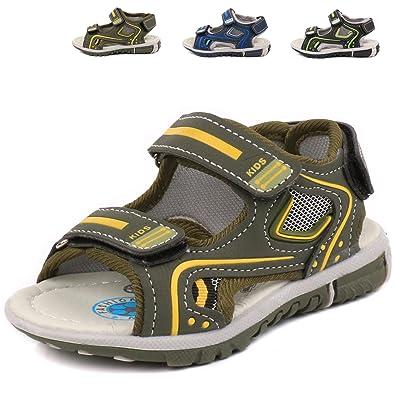 b540d8f6d795 Femizee Toddler Boys Water Sandals Outdoor Sport Beach Shoes