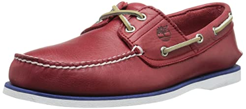 special sales good texture classic fit Timberland Men's Timberland Icon Classic Two-Eye Boat Shoe