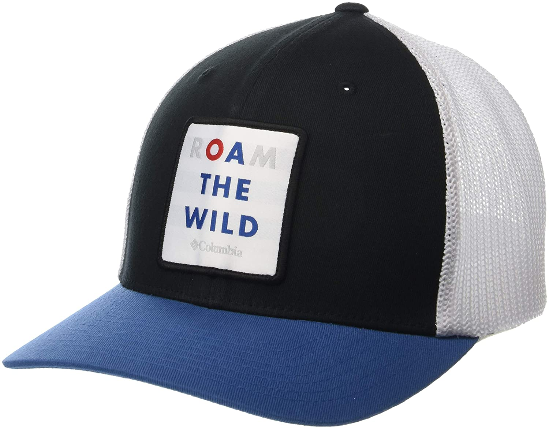 f3947fc0 Columbia Men's Trail Ethos Mesh Hat at Amazon Men's Clothing store: