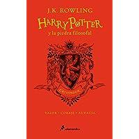 Harry Potter 1. Harry Potter y la piedra filosofal. Gryffindor (Edición 20 aniversario)