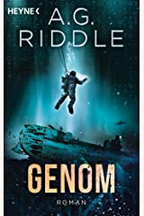 Genom - Die Extinction-Serie 2: Roman (German Edition) Kindle Edition