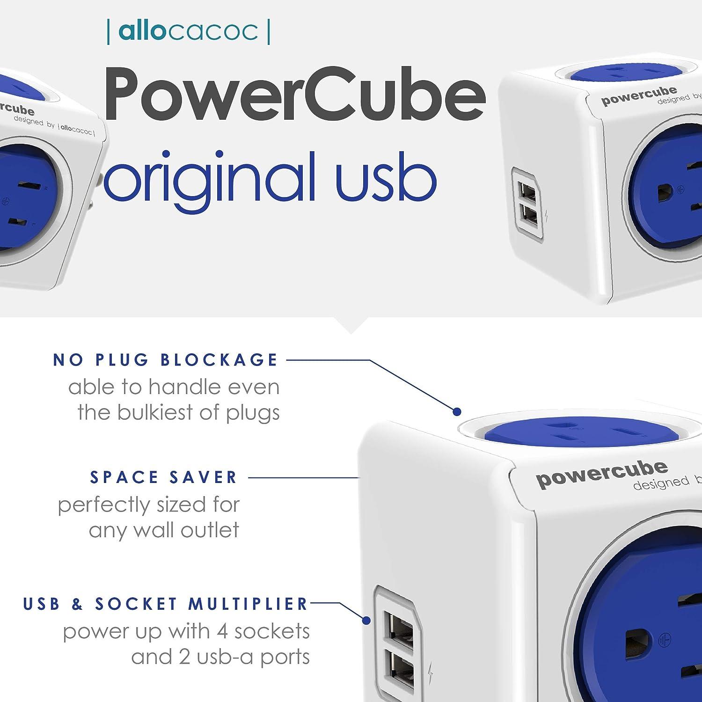 Allocacoc PowerCube Original USB的圖片搜尋結果
