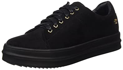Womens 041379 Trainers, Black, 3.5 BASS3D