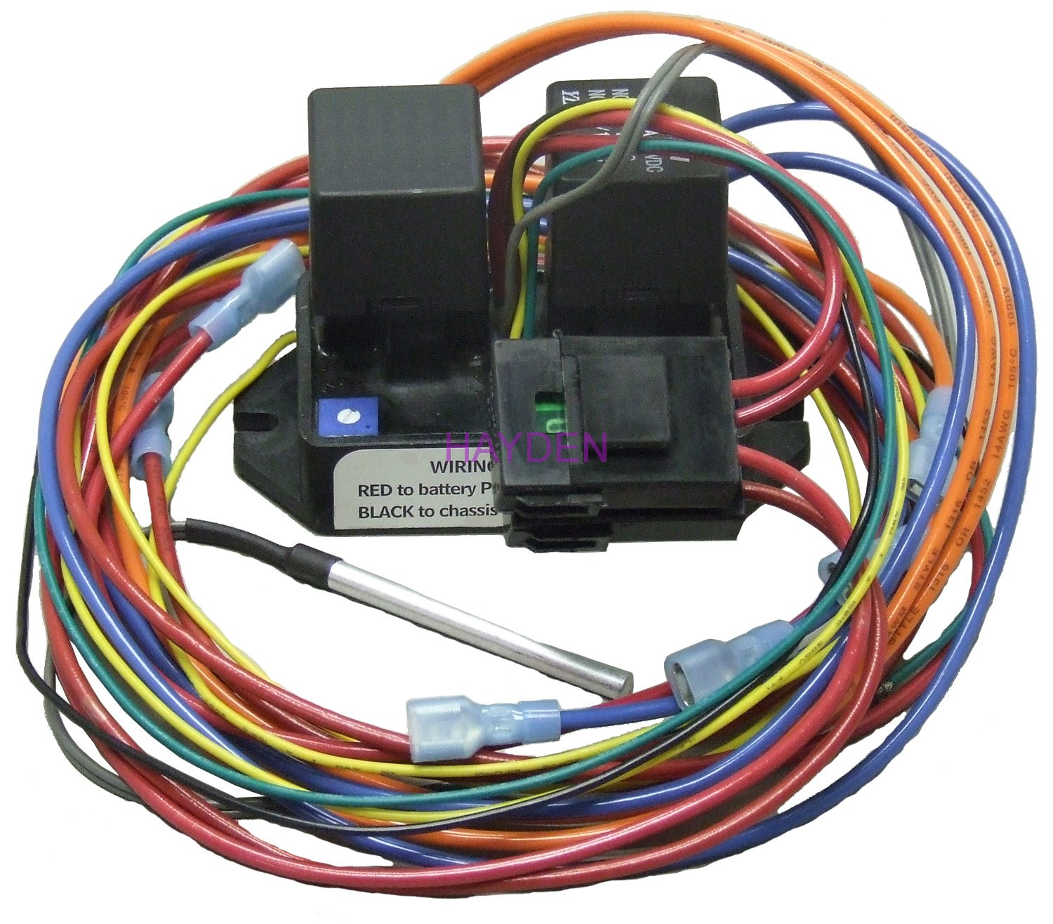 814p%2B2MGWNL._SL1500_ amazon com hayden automotive 3654 adjustable thermostatic fan hayden 3652 wiring diagram at panicattacktreatment.co