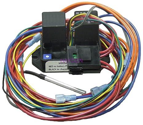 Hayden Automotive 3654 Adjustable Thermostatic Fan Control on