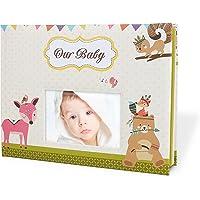 Cobee Álbum A4 de Memorias para Bebé Embalaje