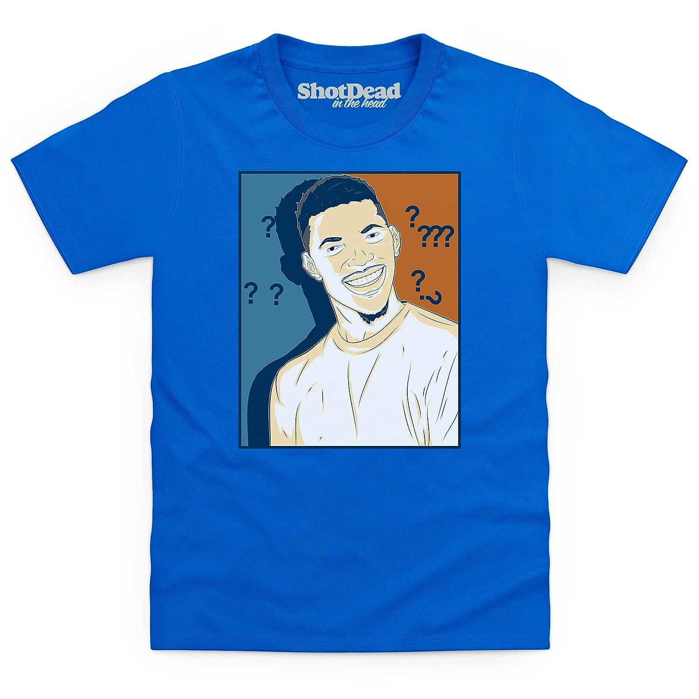 Kids Tees Confused Nick Meme Camiseta infantil, Para Nios ...