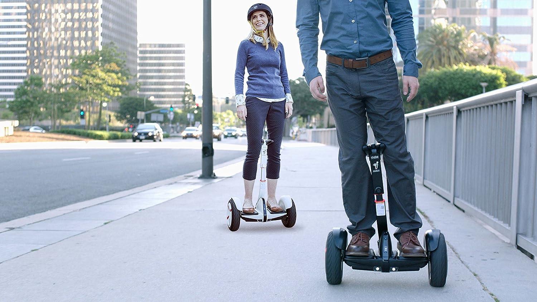 Amazon.com : Segway miniPRO | Smart Self Balancing Personal Transporter with Mobile App Control (Black)