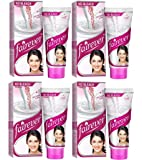 Fairever Naturals Fairness Solution with Saffron and Milk Cream 50g (Pack of 4)