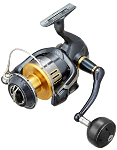 Shimano Twin Power SW-B – Saltwater fishing reel