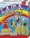 LAMA: AMIGO - Kartenspiel / ...NIMM`S LÄSSIG / 56 Karten, 70 Chips, 1 Spielanleitung