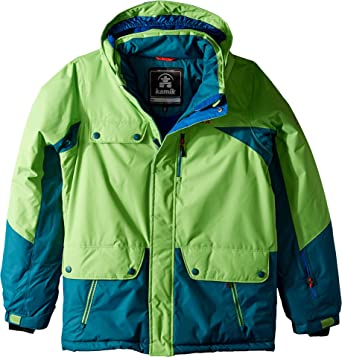 be837320a41e Amazon.com  Kamik Kids Mens Exton Jacket (Toddler Little Kids Big ...