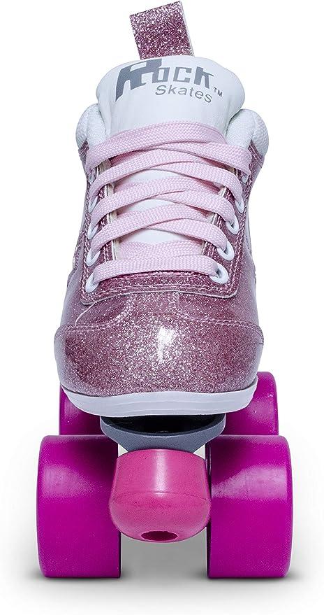 Amazon.com: Sure-Grip – Patines para niñas – interior al ...