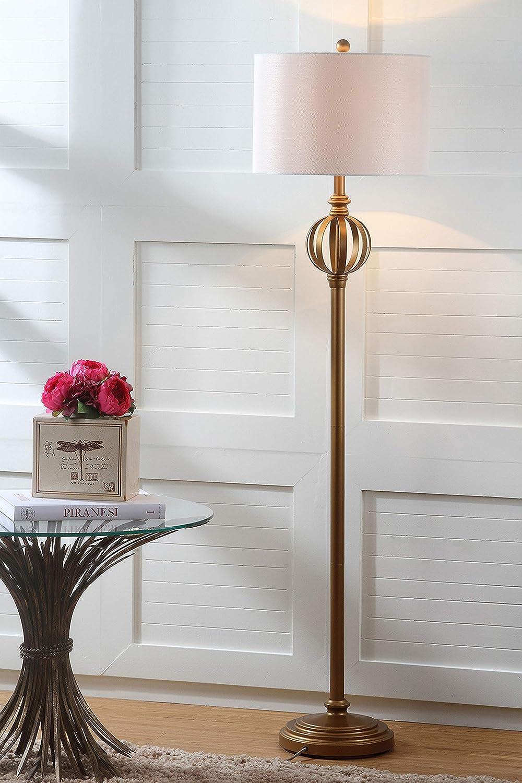 Safavieh LIT4343A Lighting Collection Garden 61.5 inch Sphere Floor Lamp