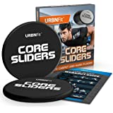 URBNFit Core Sliders - Ultimate Core Exercise Disc That Strengthen And Tones Your Whole Body