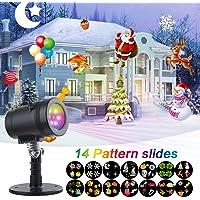 YMing Waterproof Snowflake LED Projector Lights