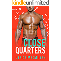 Close Quarters (PLAYERS OF MARYCLIFF UNIVERSITY Book 2)